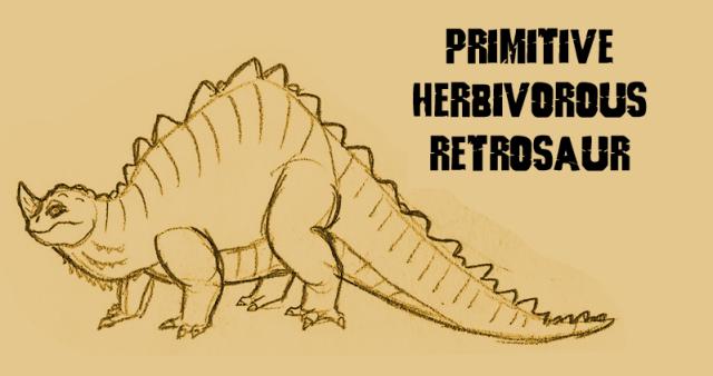 2-primitive-retrosaur-herbivore