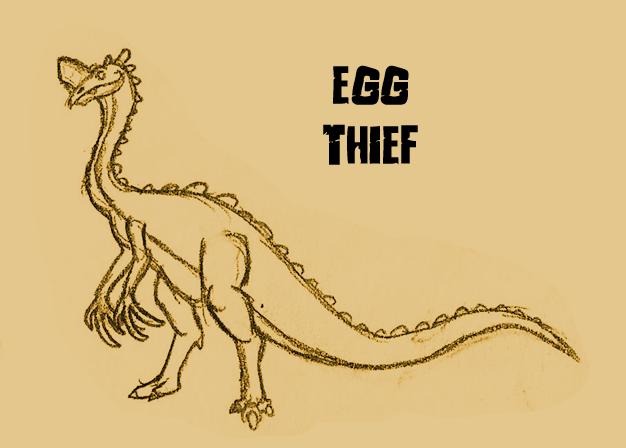 5-egg-thief