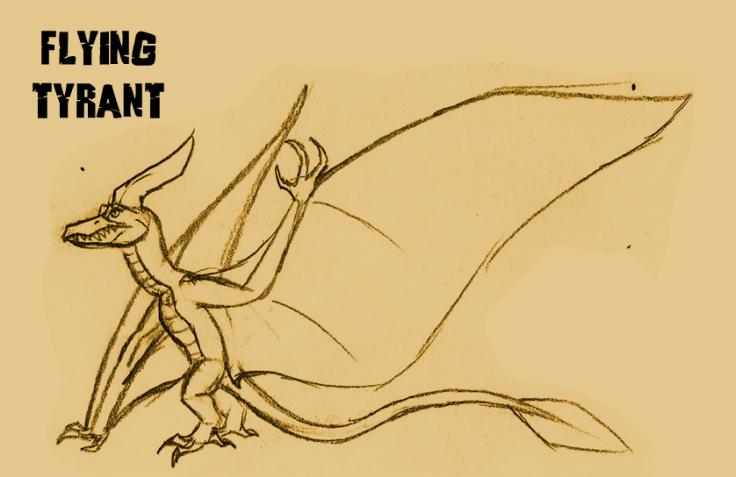 6-flying-tyrant