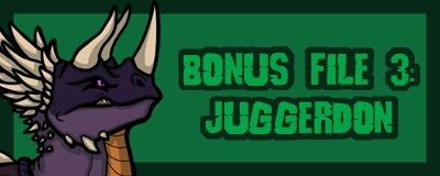 B3 Juggerdon promo