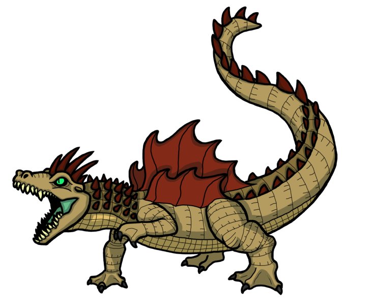 15-crocogon