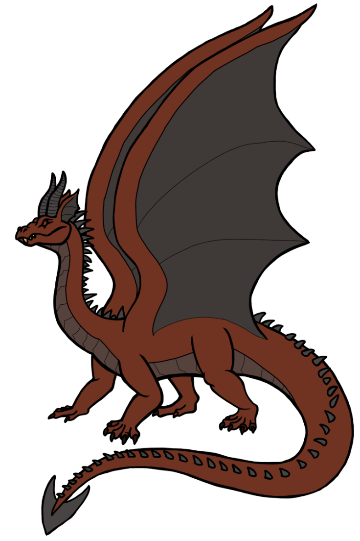 2 Serpents Dragon