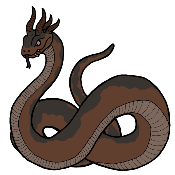 7 Serpents Horned Serpent
