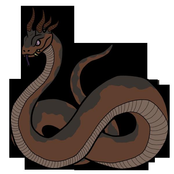 7 Serpents Horned Serpent