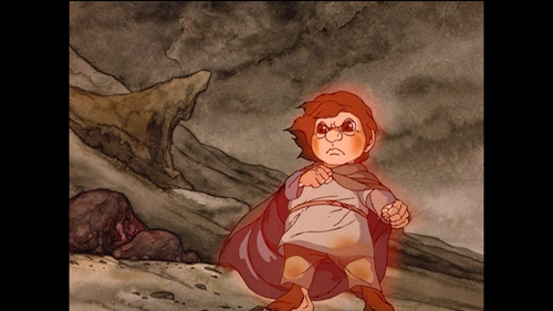 Frodo Protagonist