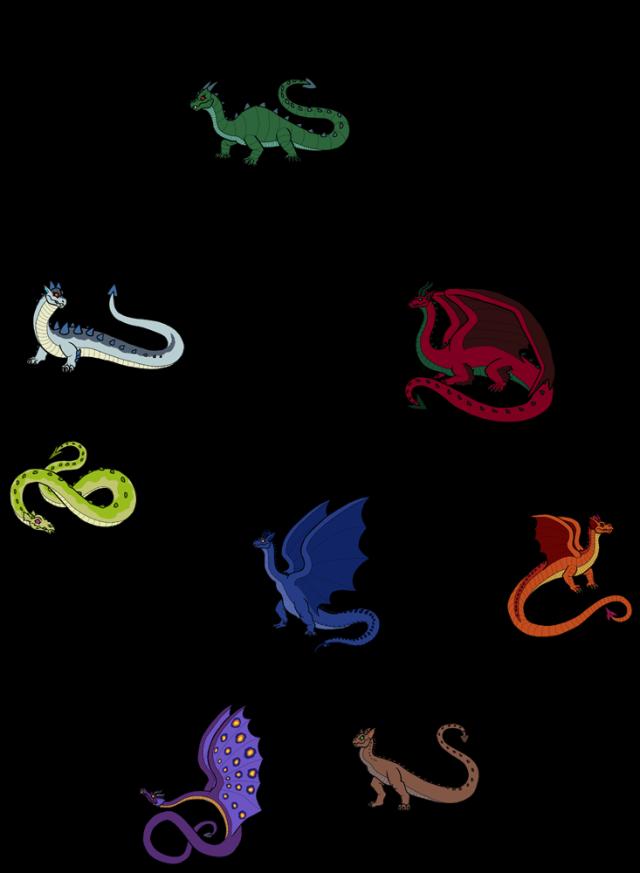 Dragon Family Tree