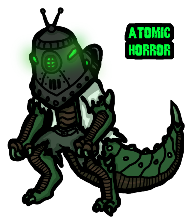 Atomic Horror