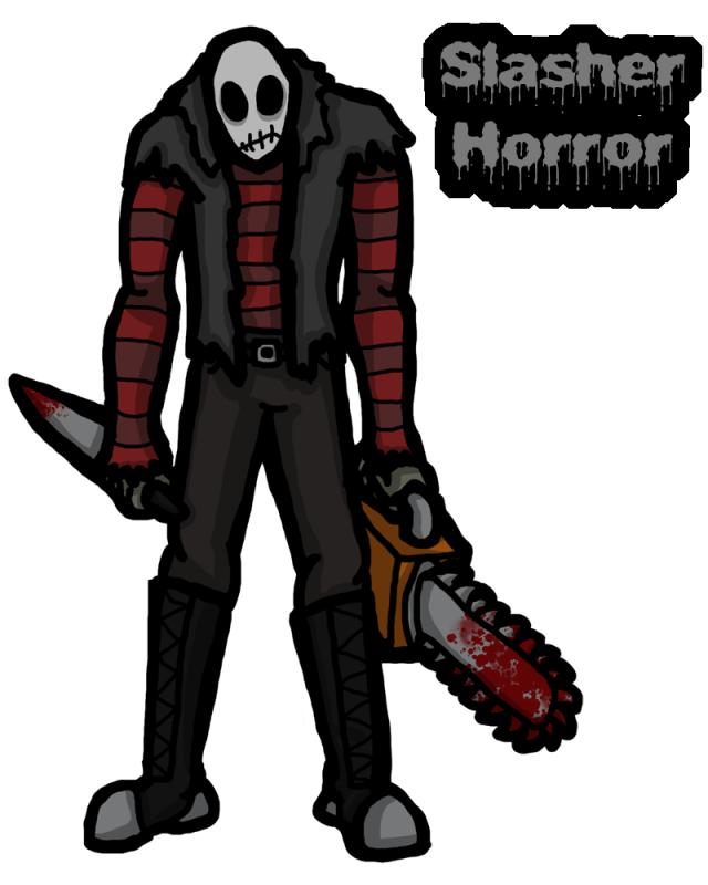 Slasher Horror