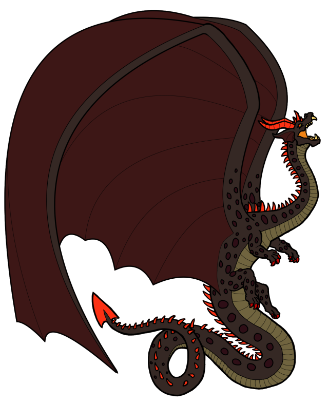 Grand Ashen Dragon