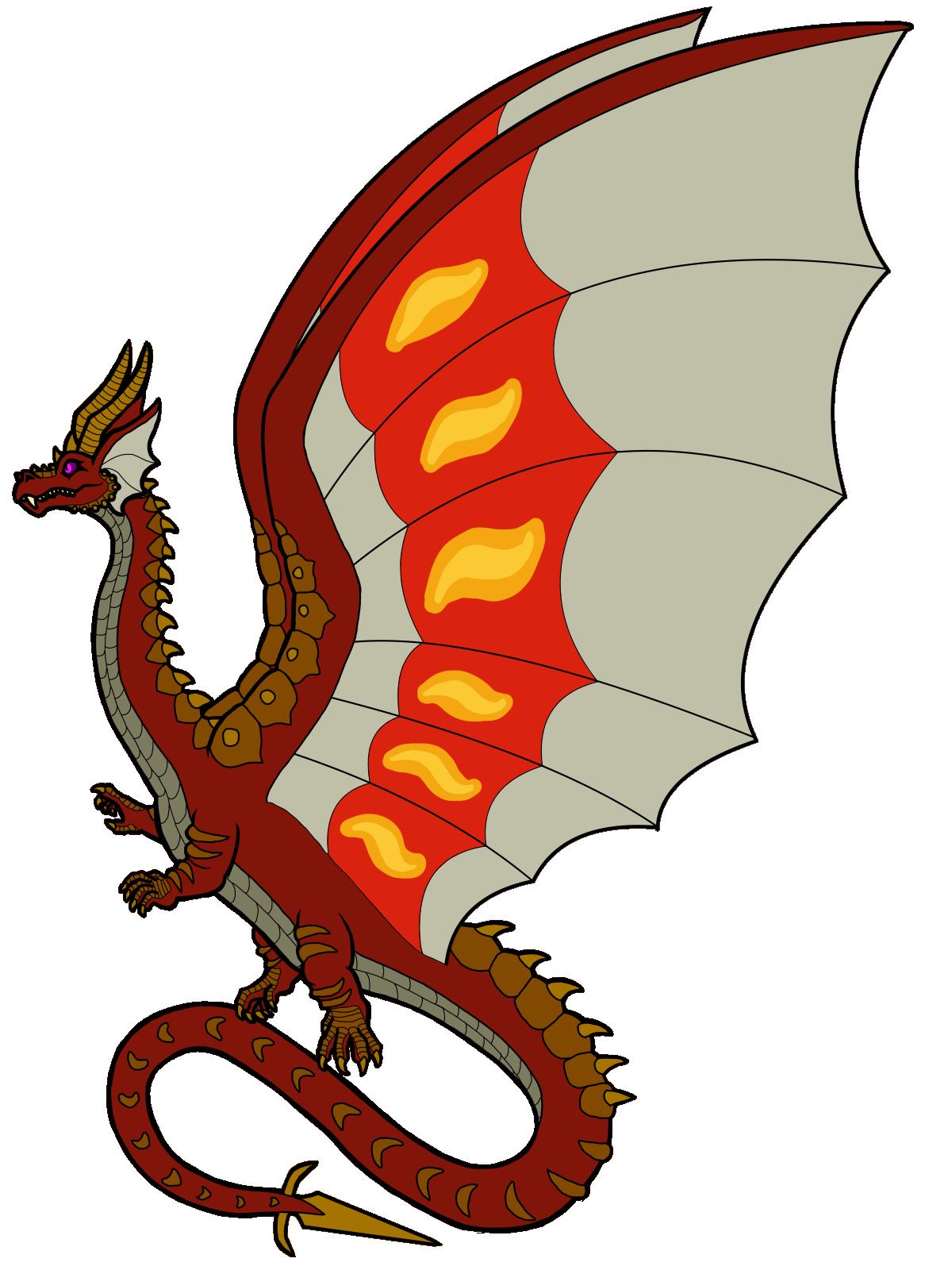 Regal Mountain Dragon Horror Flora