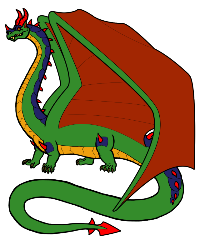 Sir George Coca Dragon