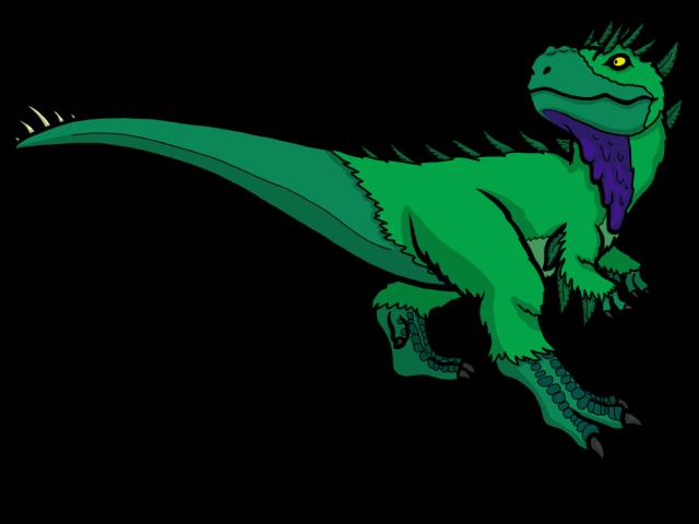 T3 Dinosaur Tyrantis
