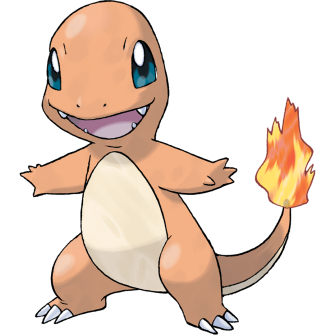 I'm gonna talk about Charmander like he's a personal friend of mine instead of a fictional species of lizard monsters because, as far as my inner child is concerned, that's exactly what he is.
