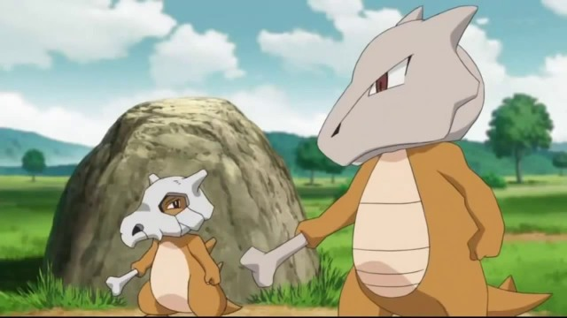 cubone and marowak