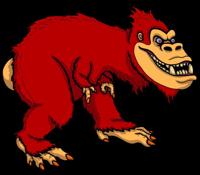 B11 Gorilladon