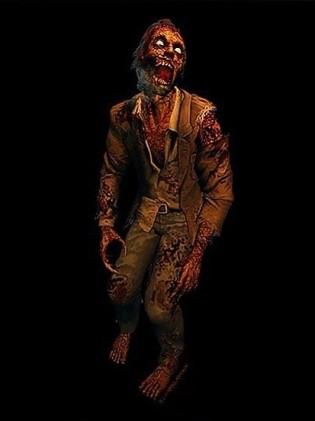 0 Zombies crimson head